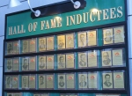WFCA - Hall of Fame Exhibit (By Healy Awards)