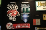 Healy Awards - Wisconsin Football Coaches Association Booth - 10