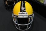 Healy Awards - Wisconsin Football Coaches Association Booth - Football Helmet Decal - 7