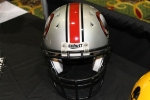Healy Awards - Wisconsin Football Coaches Association Booth - Football Helmet Decal - 8