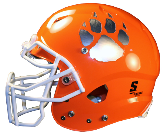Football Helmet Stickers : Football helmet decals page