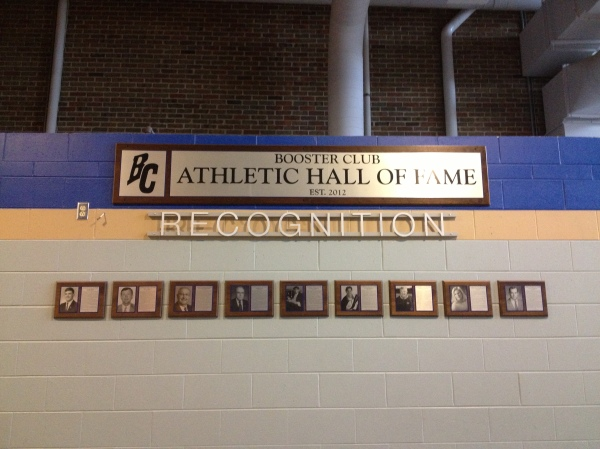 Healy Awards - Brookfield Central Hall of Fame