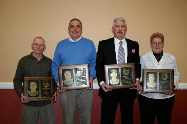 Healy Awards - Wisconsin Fastpitch Softball Coaches Assoc - HOF - 2