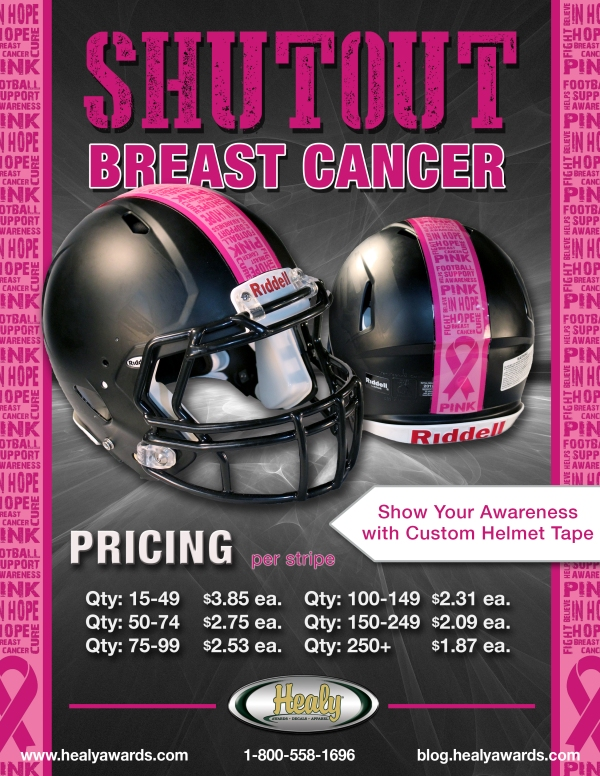 Breast Cancer Flyer - 9.19.13