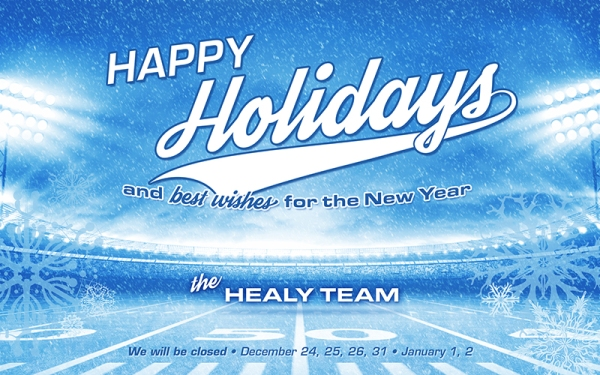 Healy Holiday Flyer 2014
