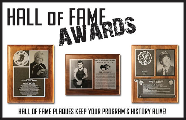 March 2015 - Hall of Fame
