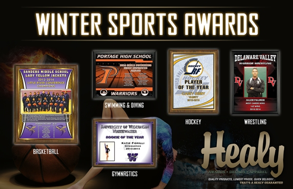 March 2015 - Winter Sports Awards