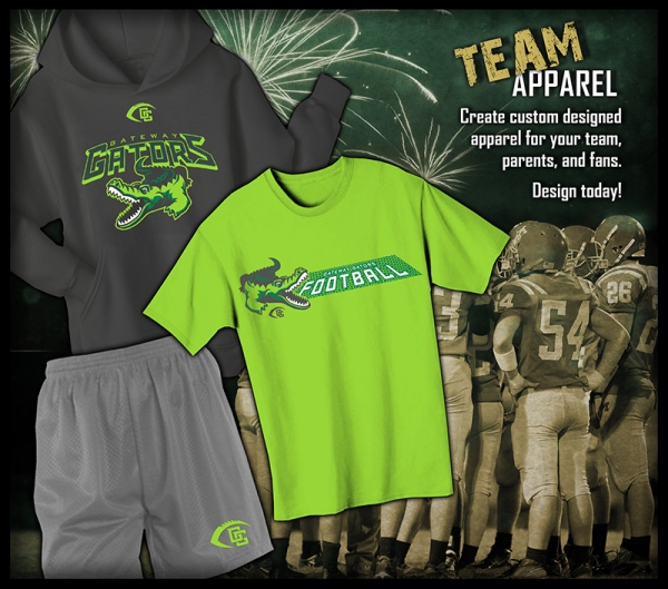 June Team Apparel