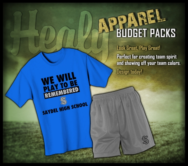 April 2016 Apparel Budget