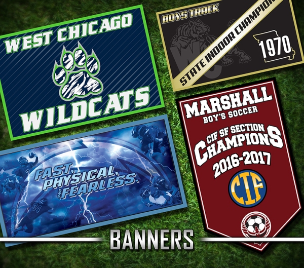 April 2017 - Banners