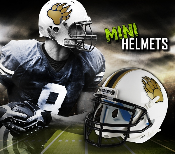 July 2017 Mini Helmets