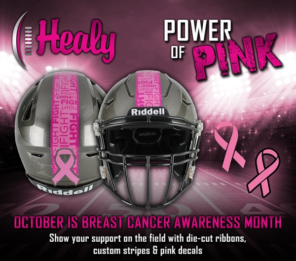 September 2017 FTBL Breast Cancer Awareness