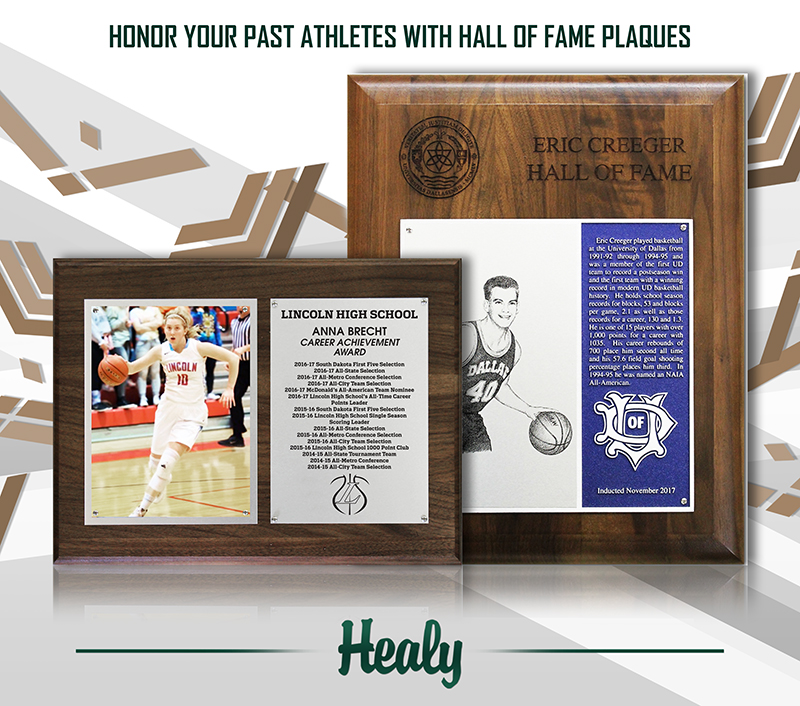 March 2018 Hall of Fame