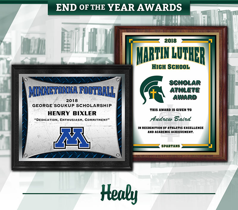 April 2018 End of Year Awards