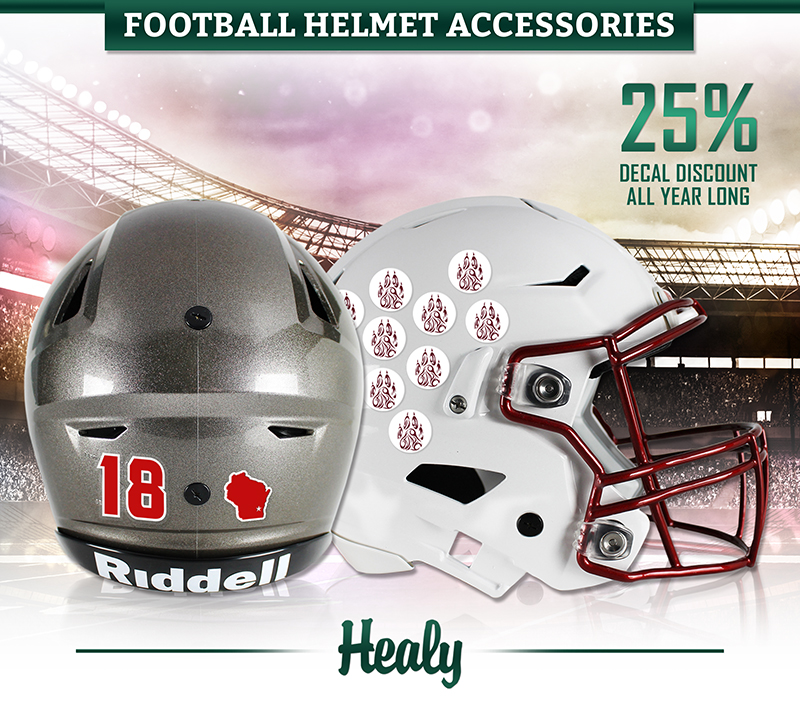 June 2018 Football Accessories