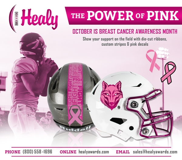September 2018 FTBL Breast Cancer Awareness
