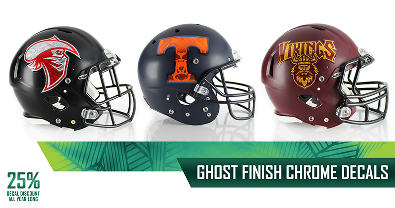 january 2019 football ghost print